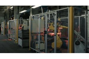 Avtomatizacija proizvodnje, ki smo jo izvedli v Livarni Titan