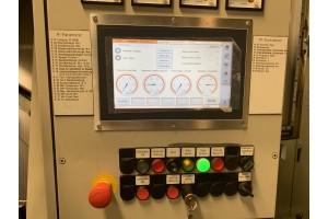 Menjava krmilnika na stroju za induktivno kaljenje