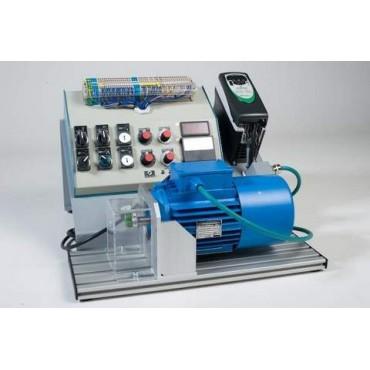 Učilo 2: Asinhronski motor s frekvenčnim regulatorjem