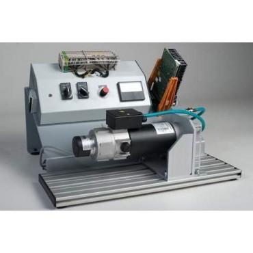 Učilo 4: DC servo motor s servo regulatorjem