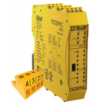 M1S MOSAIC Main unit 8 Inputs  4 OSSD single