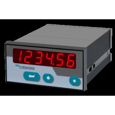 AX020 - digitalni prikazovalnik analognih signalov