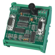 PU202 - pretvornik nivojev iz HTL v TTL/ RS422