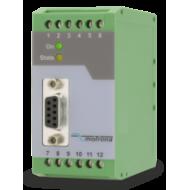 FU252 - pretvornik frekvenčnih signalov v analogne in serijske RS232