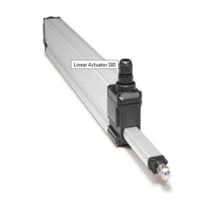 Linearni aktuator TOPP S80